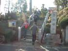 2011年1月 武州稲毛七福神ラン 03