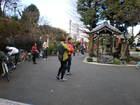 2011年1月 武州稲毛七福神ラン 10