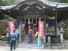 2011年1月 武州稲毛七福神ラン 12