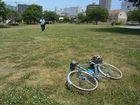 2013年6月クラブラン 道保川公園ポタリング 2