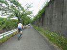 2013年6月クラブラン 道保川公園ポタリング 13