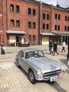 横浜MM クラッシクカー展示 4