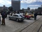 横浜MM クラッシクカー展示 9